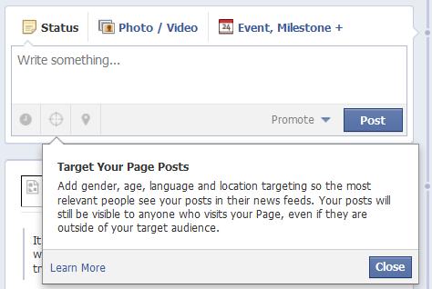 Facebook-Targeted-Posts